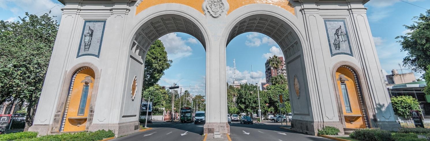 Zona Minerva, Mexiko