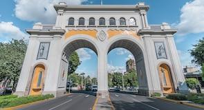 Oblouky Los Arcos de Guadalajara