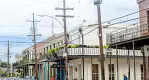 Lower Garden District