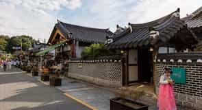 Selo Jeonju Hanok