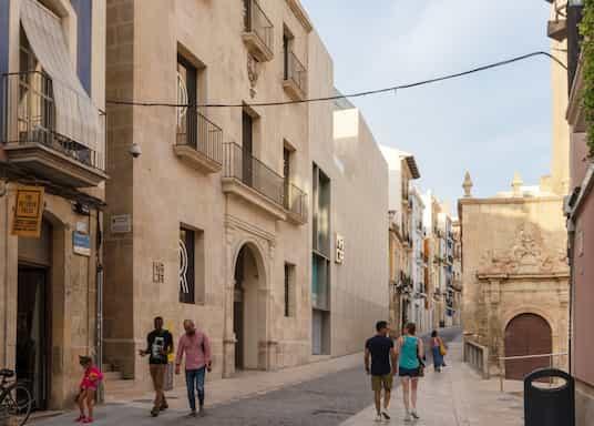 Barri Vell – Santa Creu, Spanien