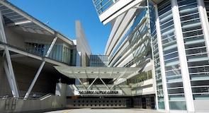 Saitama Super Arena sportcsarnok