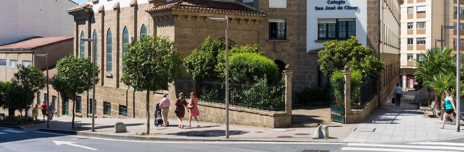 산티아고 데 콤포스텔라, 스페인