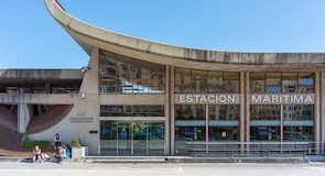 Centro de la ciudad de Santander