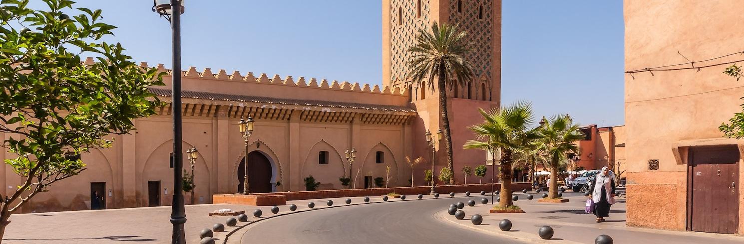 Marrākeša, Maroka