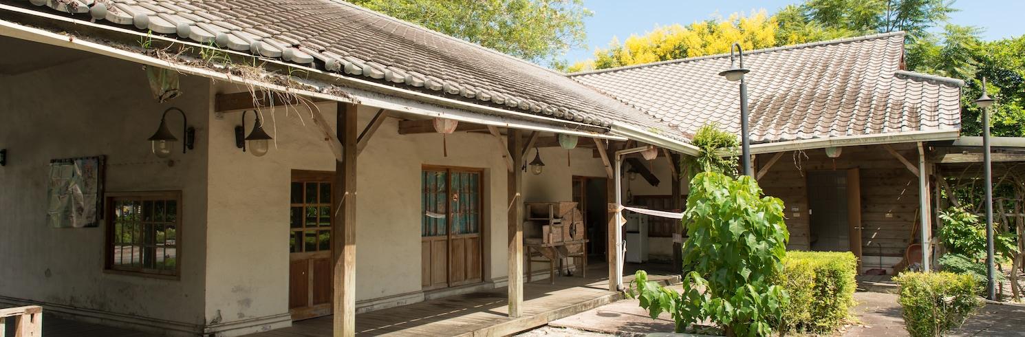Villa de inmigrantes Fongtian, Taiwán