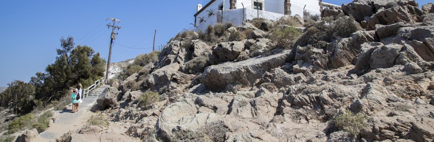 Akrotiri, Grieķija