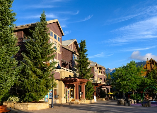 Whistler, Britisk Columbia, Canada