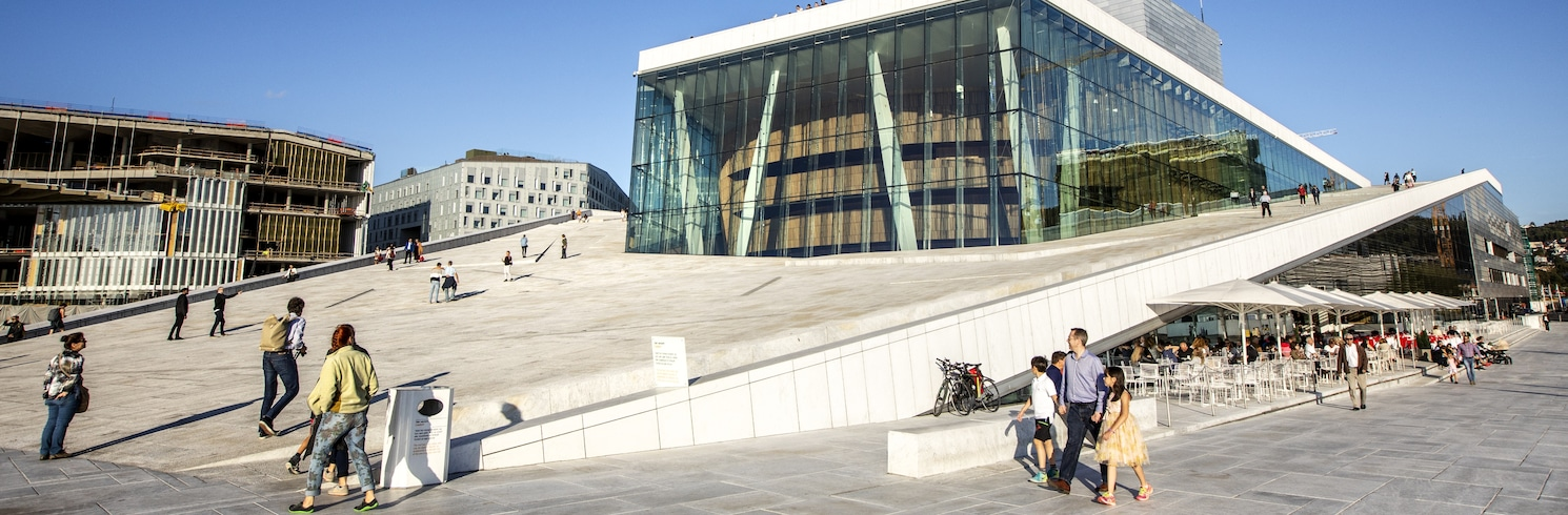 奥斯陸, 挪威