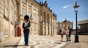 Дворец Amalienborg