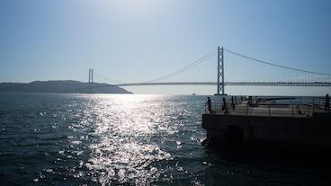 明石海峽大橋/