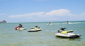 Clearwater Beach Jet Ski Guided Tours