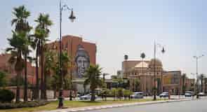 Gueliz (Marakešo centras)