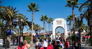 ستوديوهات Universal Studios Hollywood™‎