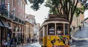 Ciudad antigua de Lisboa