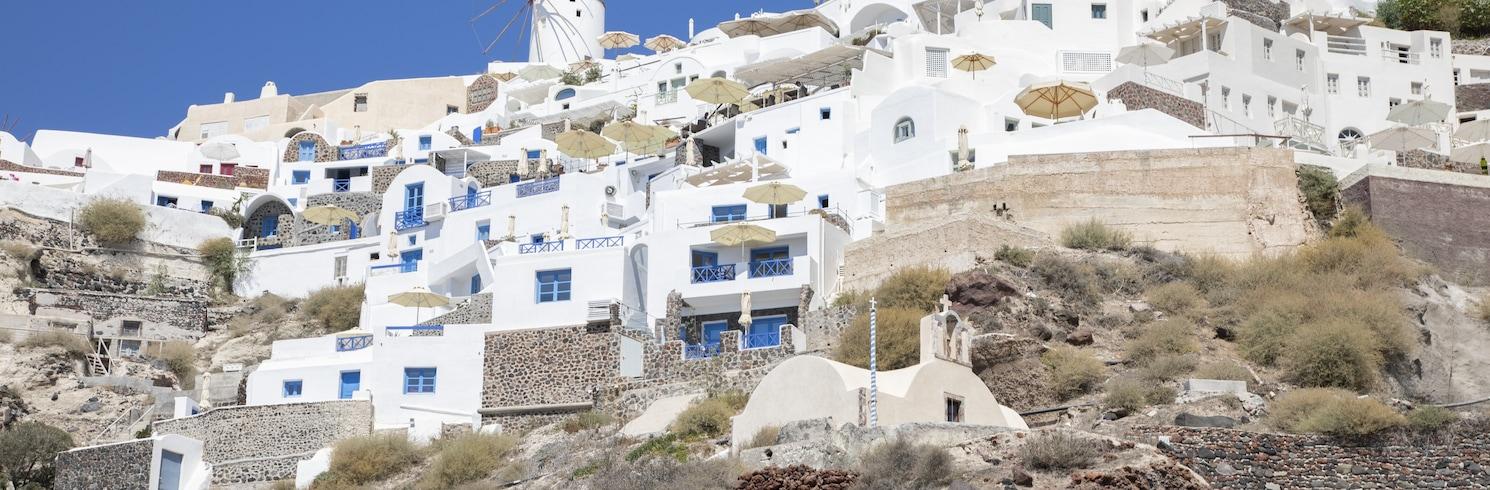 Oia, Hellas