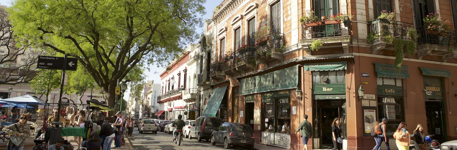 第 1 區, 阿根廷