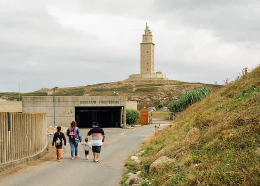 לה קורוניה, ספרד