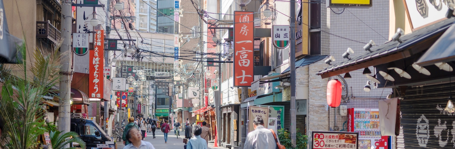 Osaka, Japāna