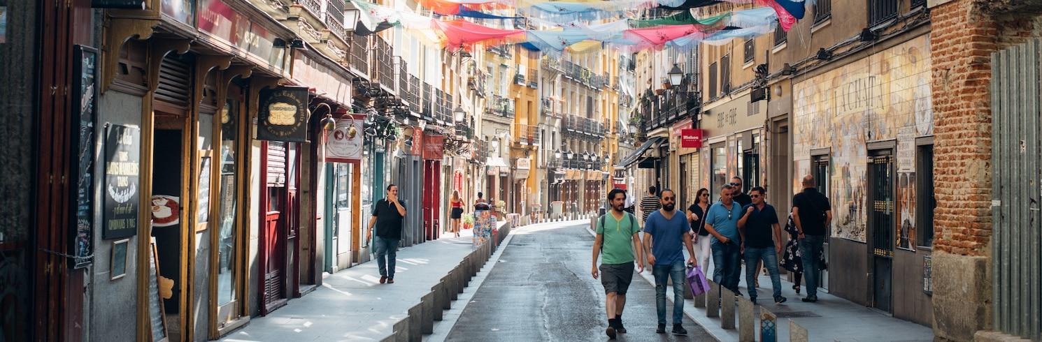 마드리드, 스페인