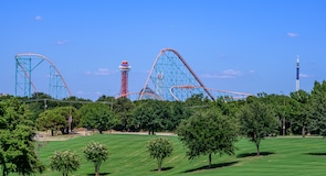 Zábavní park Six Flags Over Texas