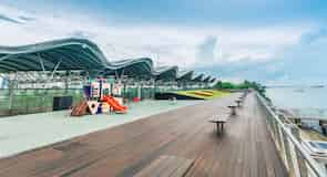 Marina Bay Cruise Centre Singapore