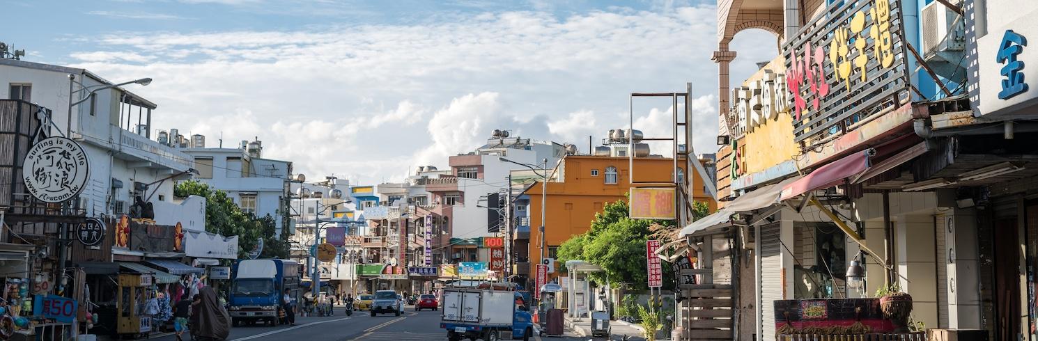 Хенгчун, Тайвань