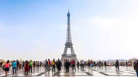 Eiffel-torni/