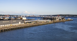 Seattle Cruise Ship Terminal 91