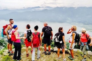 Half Day Hiking to Sarangkot from Pokhara