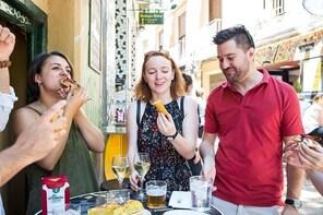 Midday market and tapas tour of Zaragoza