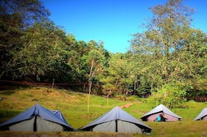 one day trekking and camping in Western Ghats