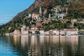 Lugano & Morcote, Switzeland private guided tour