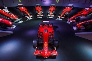 Ferrari museum private guided tour