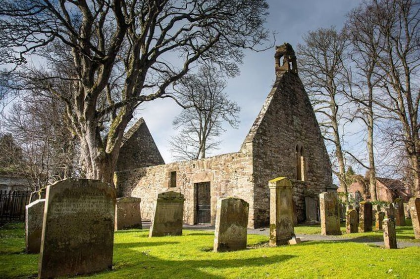 Show item 5 of 6. The Auld Kirk in Alloway