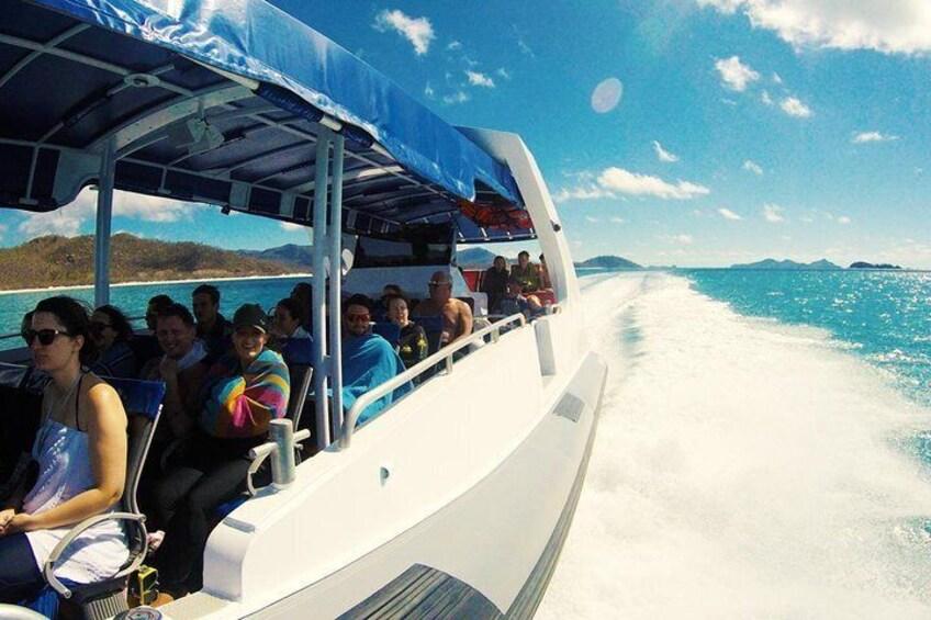 Whitsunday Islands Tour