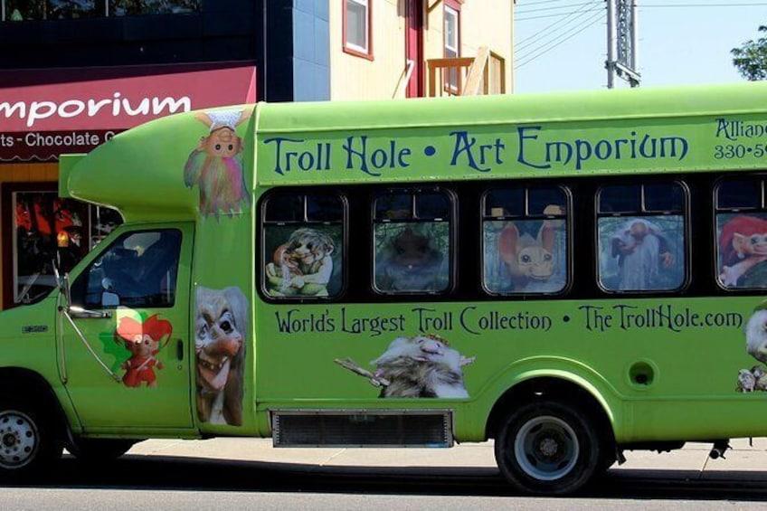 Show item 3 of 3. Troll Hole