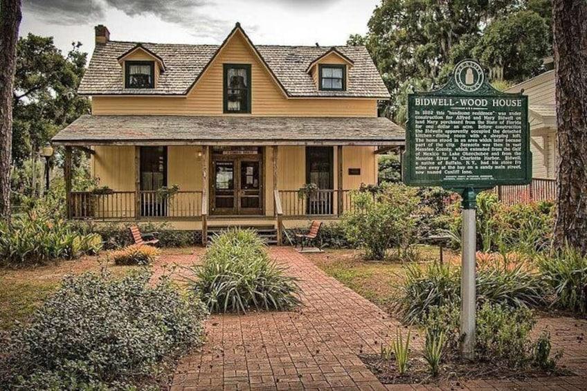 Bidwell-Wood House
