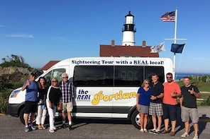The Real Portland Tour: City and 3 Lighthouses Historical Tour with a Real ...