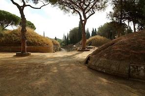 """Cerveteri & Tarquinia """"The Etruscan Necropolis"""" Private Tour from..."""