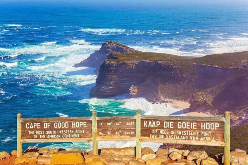 our small group bus tour cape of good hope