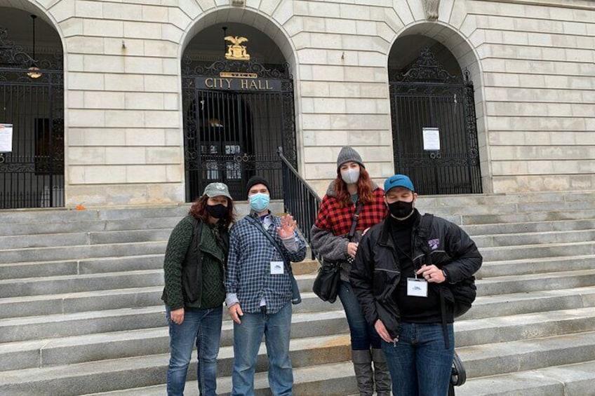 A Walk Through Time Tour in Portland