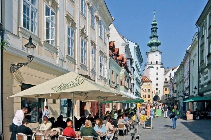 Bratislava Classical Walking Tour