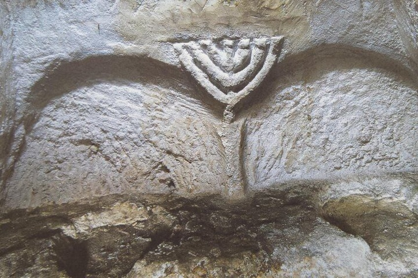 The Jewish Catacombs