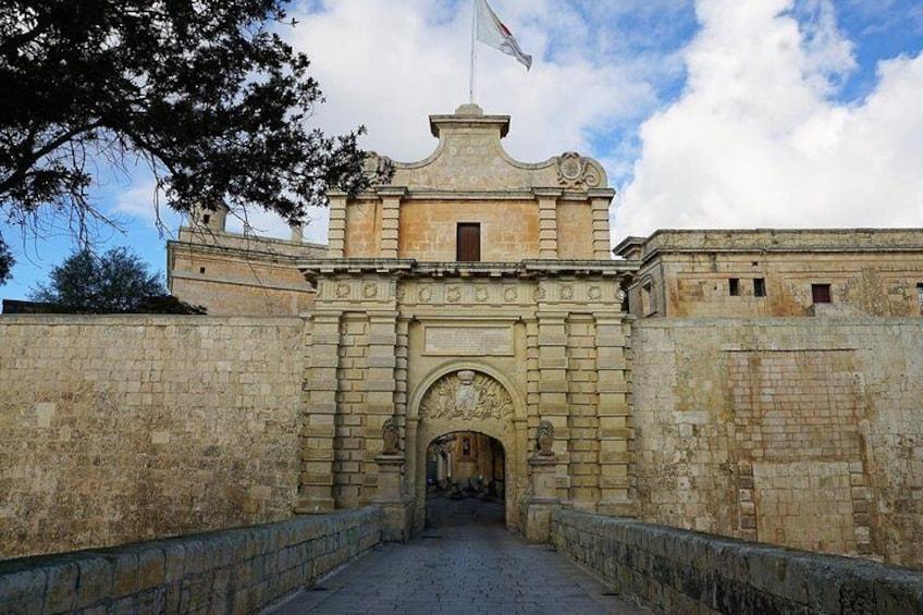 Mdina the Old Capital
