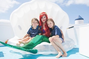 Half Day Pirates & Princess Family Themed All Inclusive Cruise. 10am to 1pm