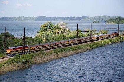 Panama Canal Railway & San Lorenzo Fortress