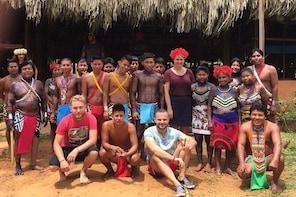 Embera Indigenous Village