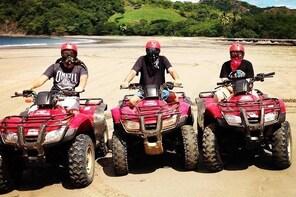 ATV TOUR / UTV Side X Side Tour Mountain & Beach From Tamarindo Beach
