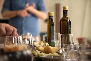 Cretan Olive Oil Tasting